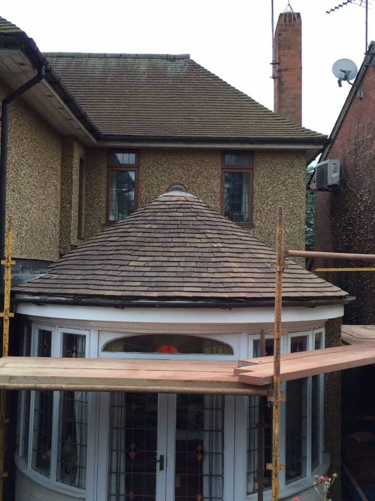 Bespoke Pitched Roof