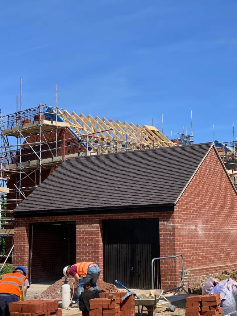 Re Roofing Northampton - LD Roofing Services Ltd