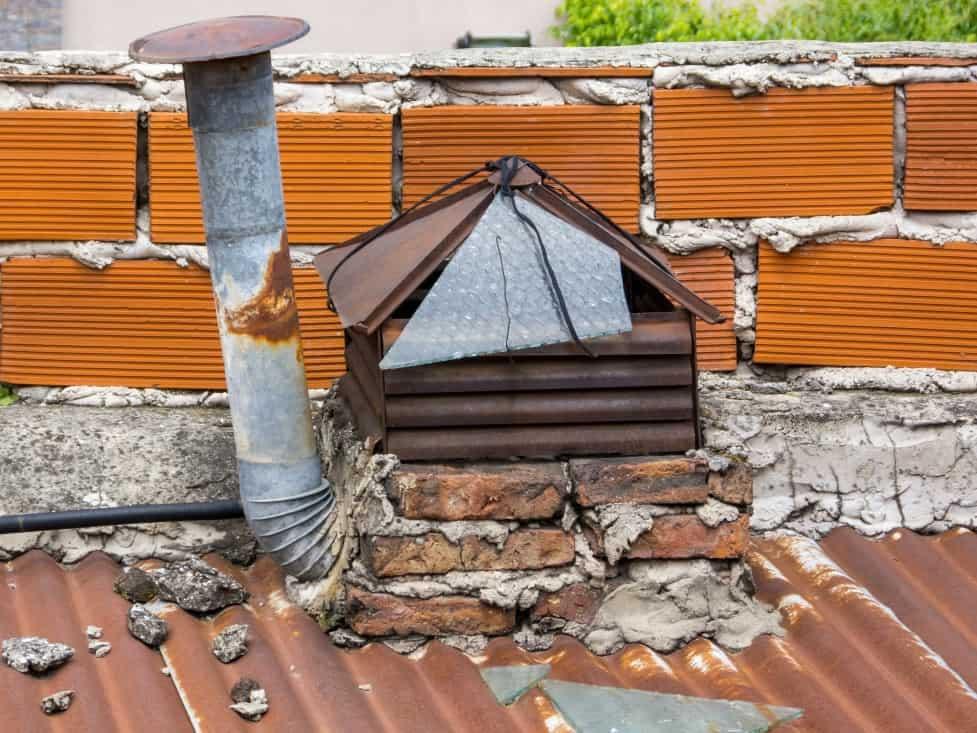 Chimney Roofing Repair