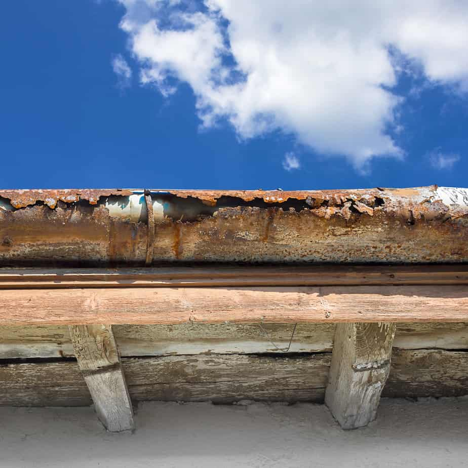 Roofing repair issues - penetration