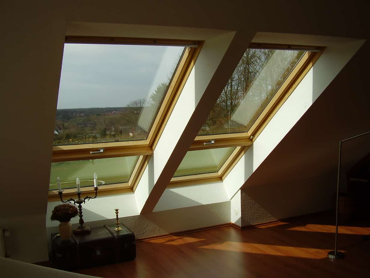 Domestic Velux Roofing
