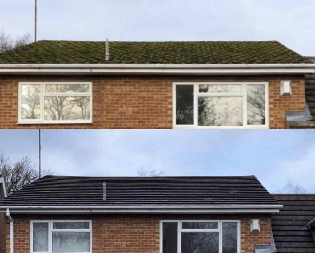 Roof Cleaning Northampton - LD Roofing Services Ltd