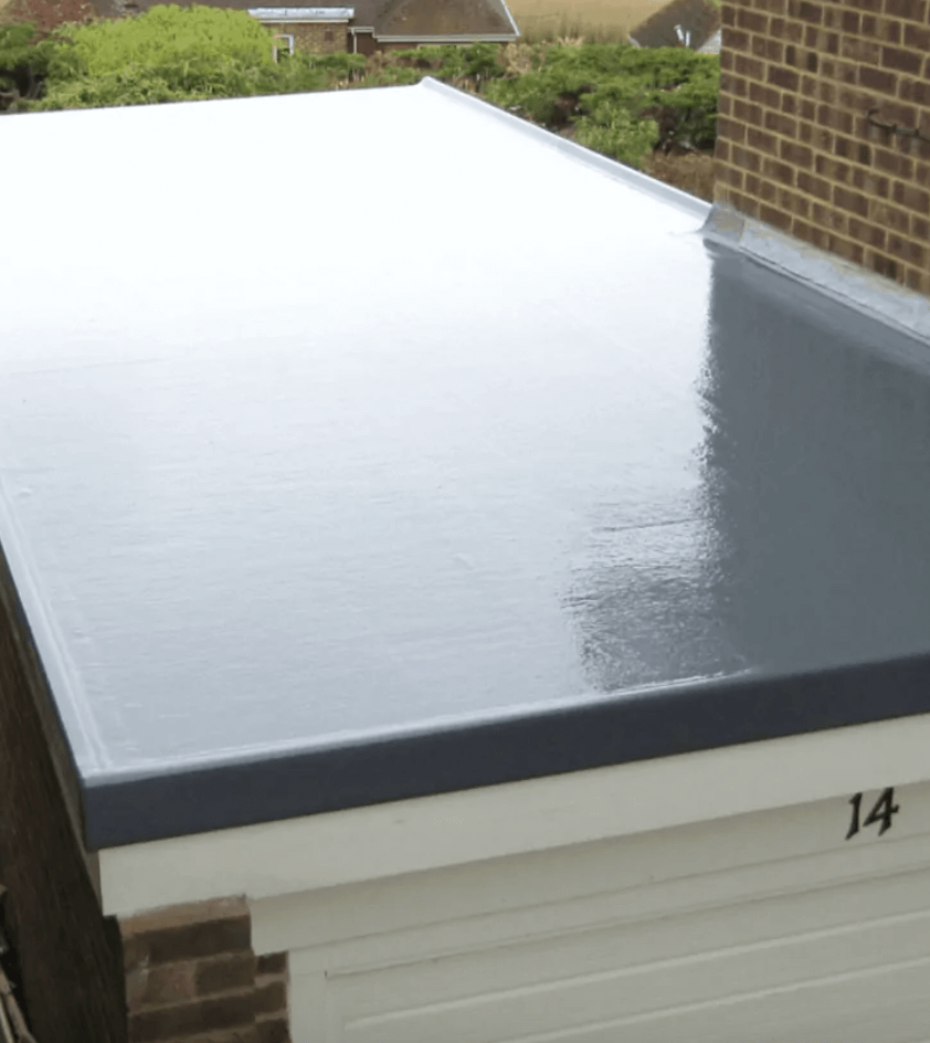 flat roofing replacement cost