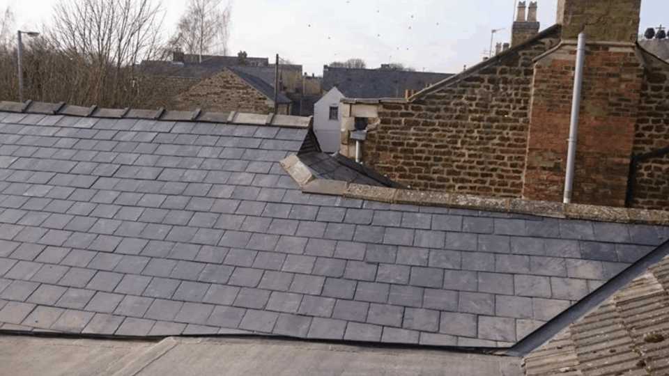 Pitch Roofing Repairs