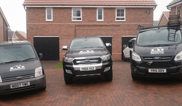 Roofers Rushden - Flat Roofing - LD Roofing Services Ltd