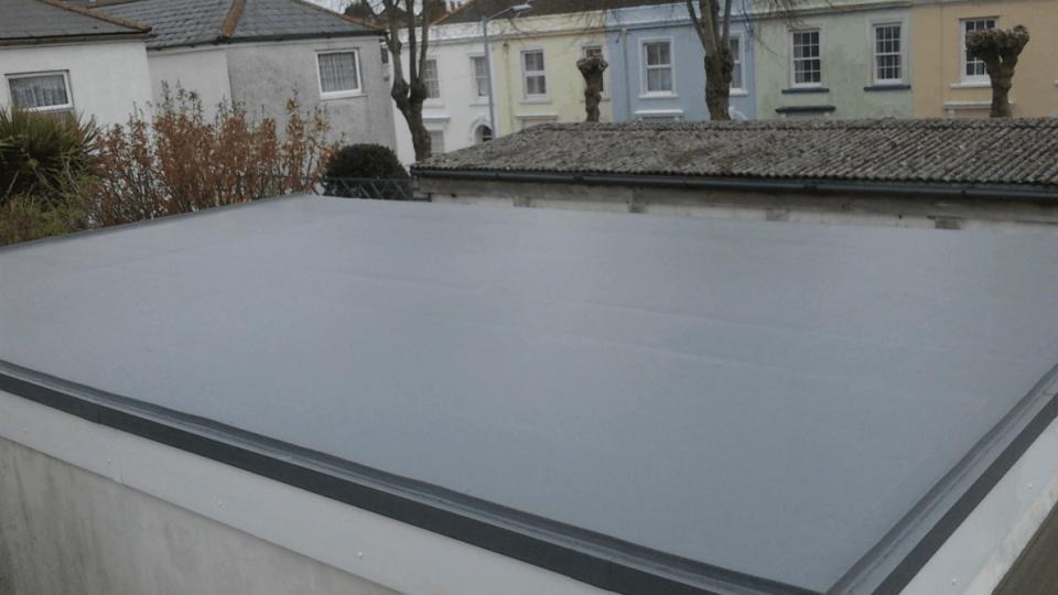 GRP Fibreglass Flat Roofs Northampton - LD Roofing Services Ltd