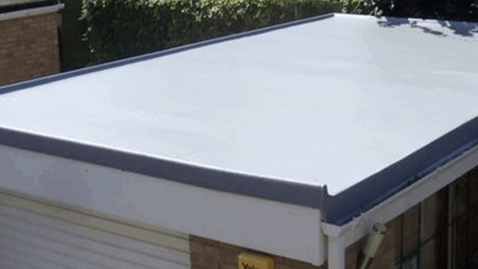 Flat Roofs Northampton - Flat Roof Repairs - LD Roofing Services Ltd